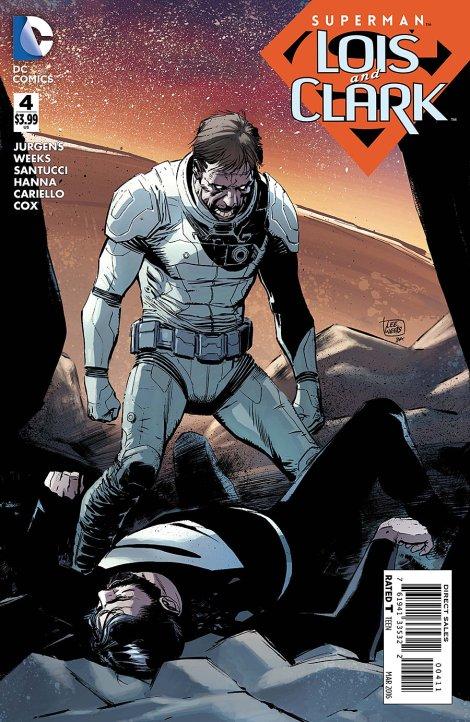 Superman Lois and Clark #4
