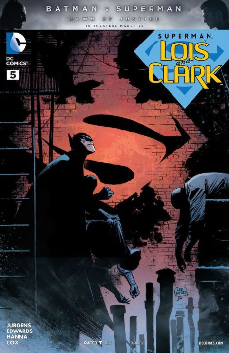 Superman- lois and clark #5
