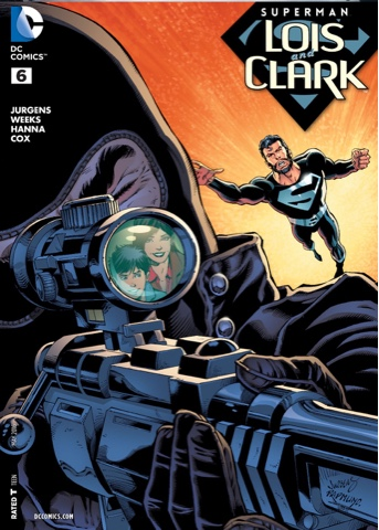 Superman Lois and clark 6