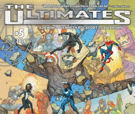 the ultimates 5