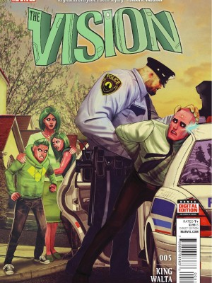 The Vision #5