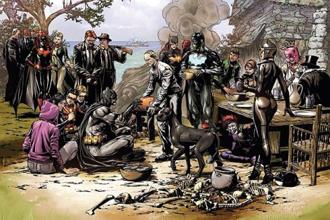 BatmanThanksgiving