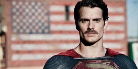 Henry-Cavill-Superman-Mustache